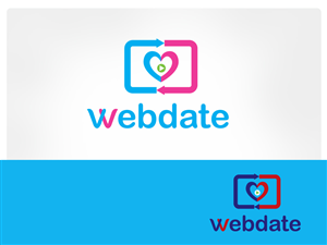 Logo Design job – Logo Design Project - Online Dating Website – Winning design by Vicez
