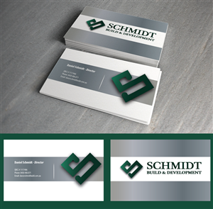 61 serious business card designs building business card design business card design by sabrine toukabri for schmidt build development design 2743739 colourmoves