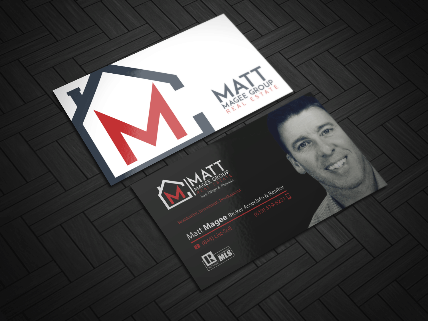 Bold modern real estate agent business card design for a company bold modern real estate agent business card design for a company in united states design 17191270 reheart Gallery
