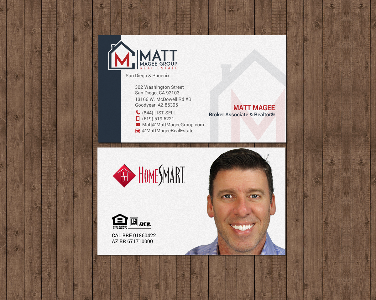 Bold modern real estate agent business card design for a company bold modern real estate agent business card design for a company in united states design 17184006 reheart Choice Image