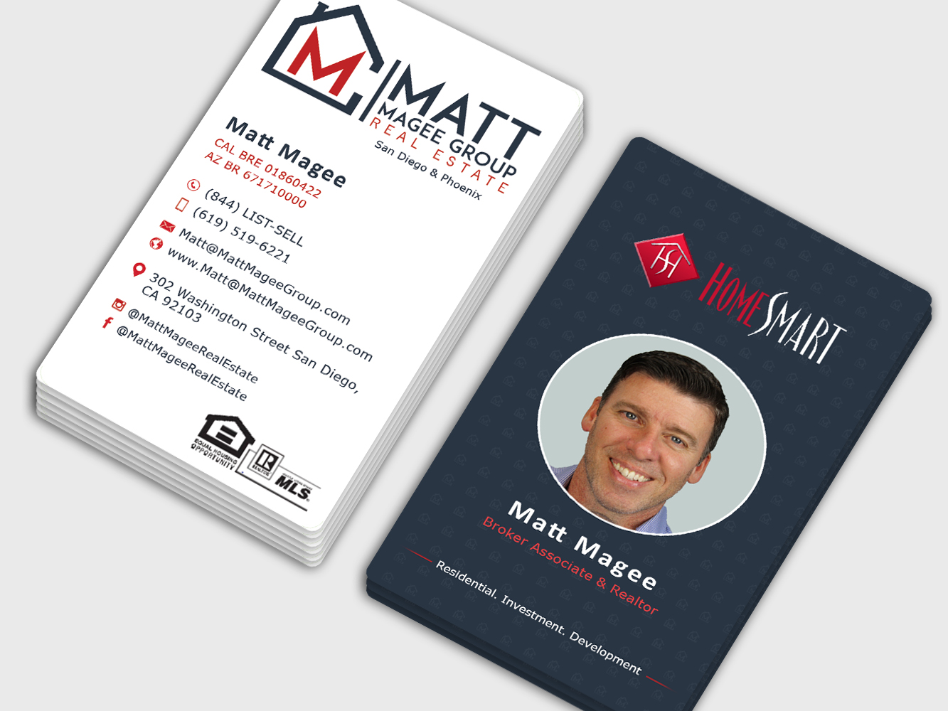 Bold modern real estate agent business card design for a company bold modern real estate agent business card design for a company in united states design 17196355 reheart Choice Image