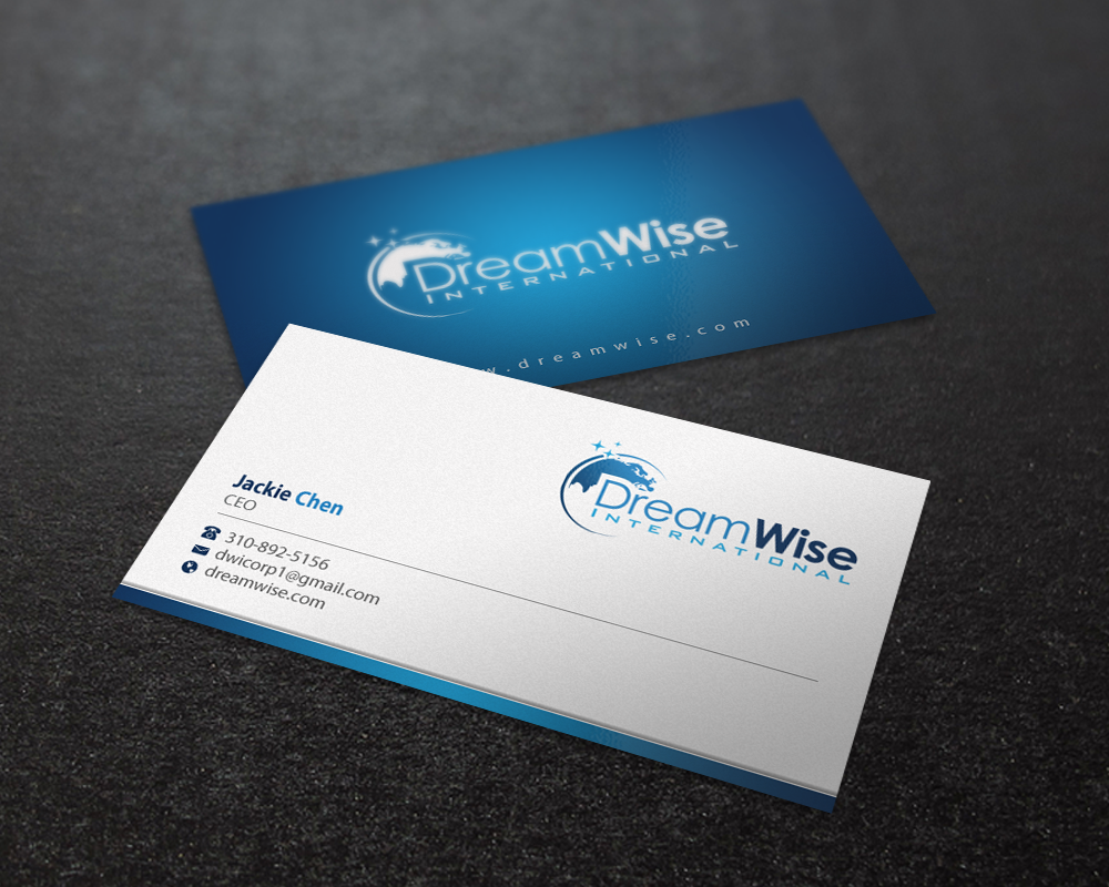 Modern, Upmarket, Trade Business Card Design for a Company by Brand ...