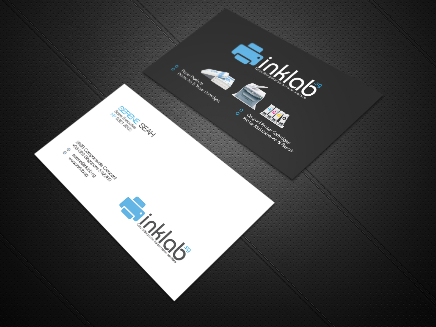 Business Card Design By Kulsum7277 For This Project