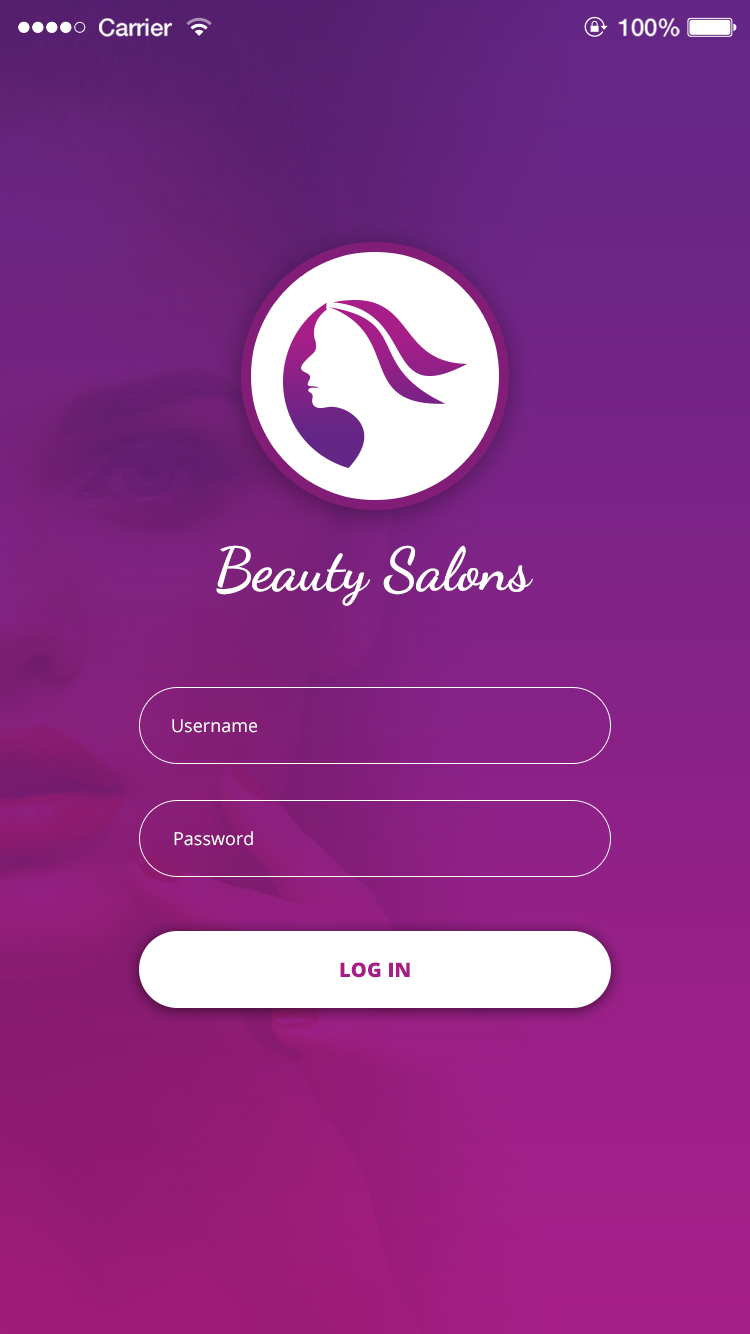 Beauty Salon Application For Consumer 83 App Designs For A Business In Qatar Page 4