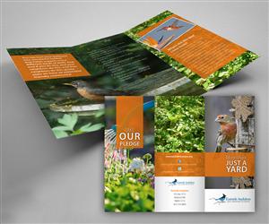 Brochure Design by Beckon Designs - Bird Friendly Community Brochure