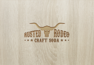 Bold Colorful Logo Design Job Logo Brief For Rusted Rodeo Craft