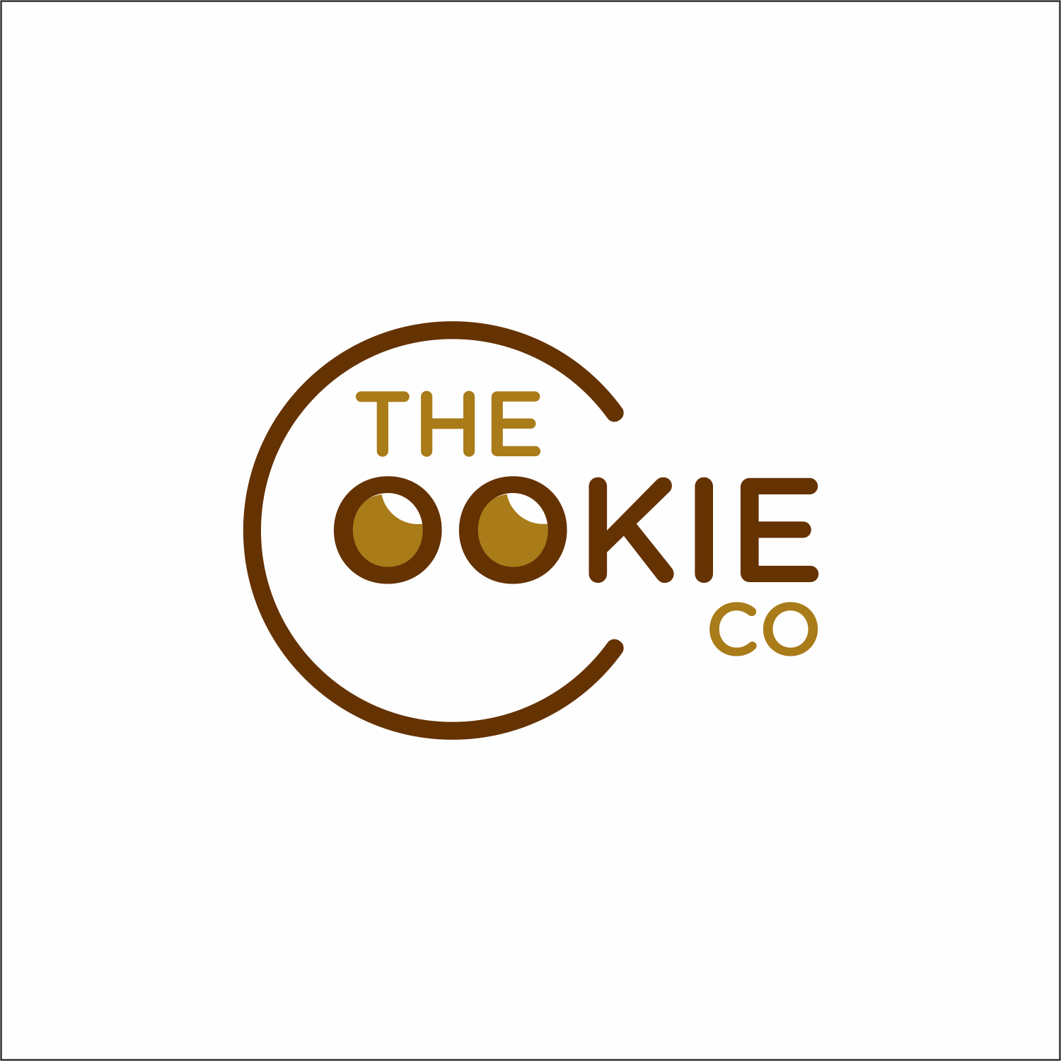 modern elegant bakery logo design for cookie co by subhadip design 17253961 modern elegant bakery logo design for