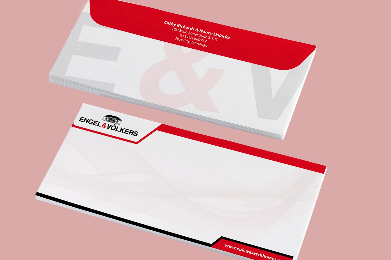 impressive designs red black. envelope design by black stallions impressive solutions for stunning luxury real estate envelopes - # designs red