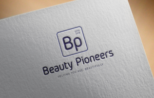 Beauty Pioneers - helping you age, beautifully  | Logo Design by StalkerV