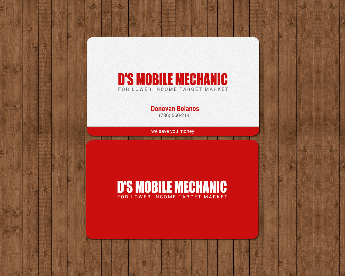 Bold, Masculine, Business Business Card Design for a Company by ...