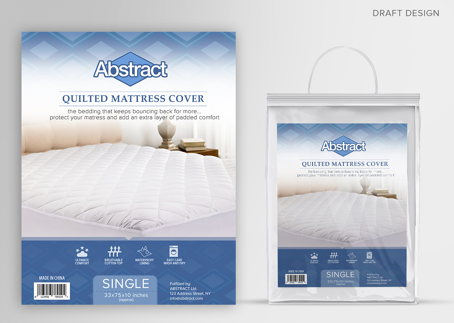 Elegant Modern Packaging Design For A Company By Mdesigns Design 17819388