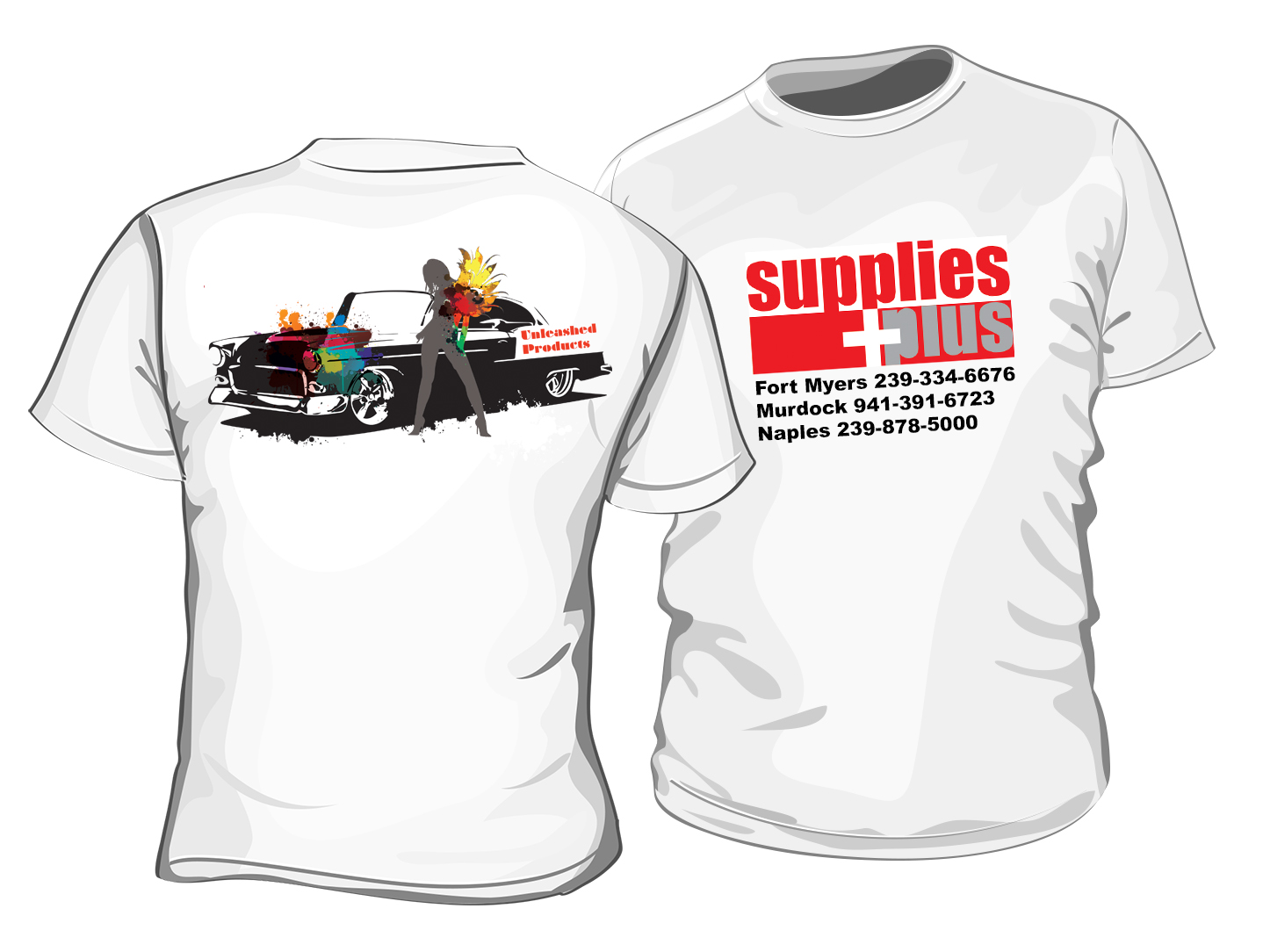 Shirt design supplies - T Shirt Design By Shivaparhizkari For Supplies Plus Needs T Shirt Of Automotive Design For