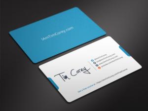 145 Modern Business Card Designs Software Development Business