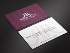 business card design for boutique agriculture consulting practice business card design by mdreyad - Boutique Business Cards