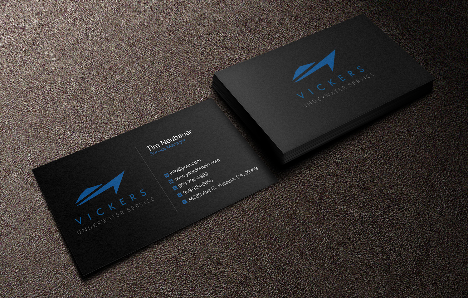 Elegant serious business business card design for a company by business card design by creation lanka for this project design 17298371 colourmoves Choice Image