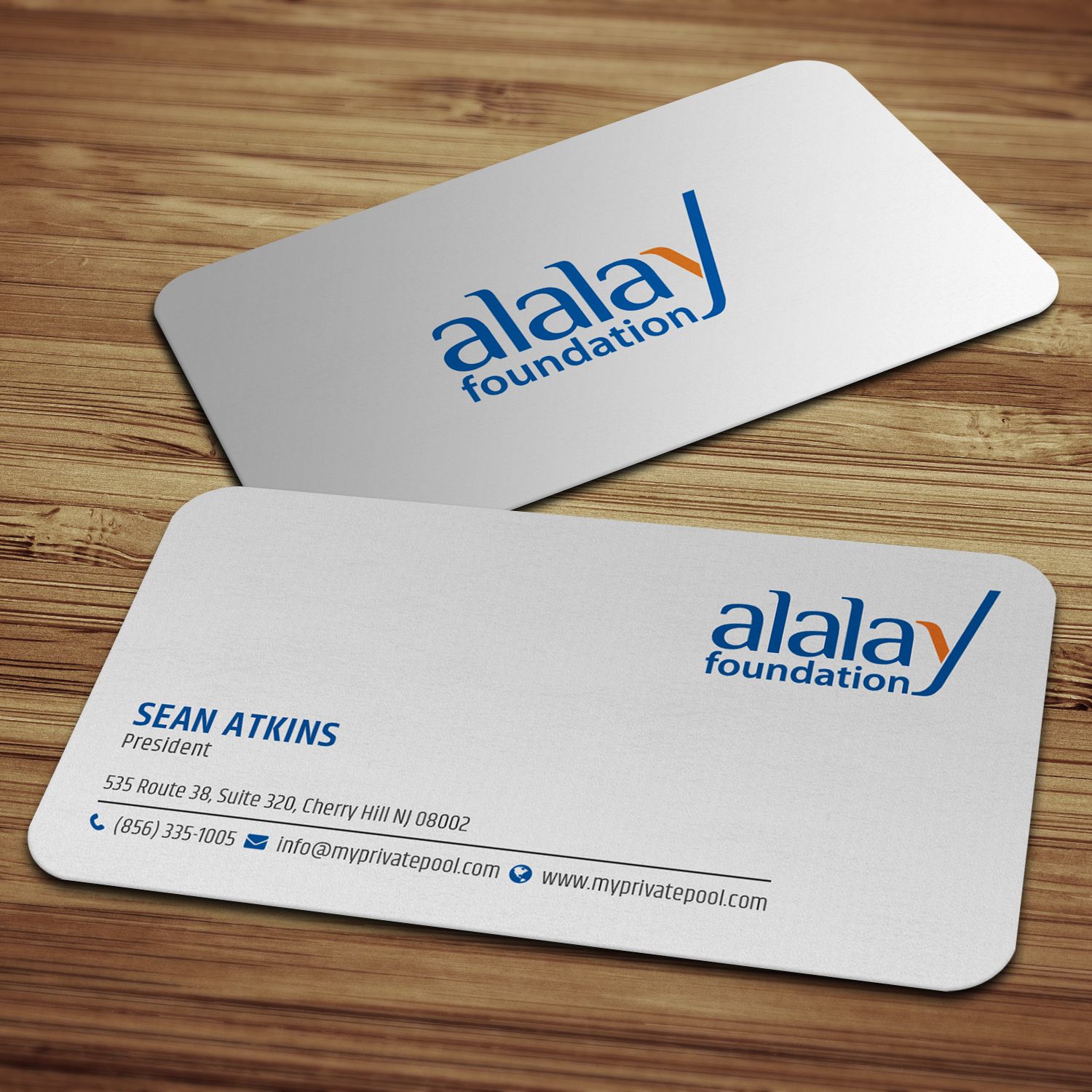 Modern masculine non profit business card design for a company by business card design by arnold 90 for this project design 17310314 reheart Gallery