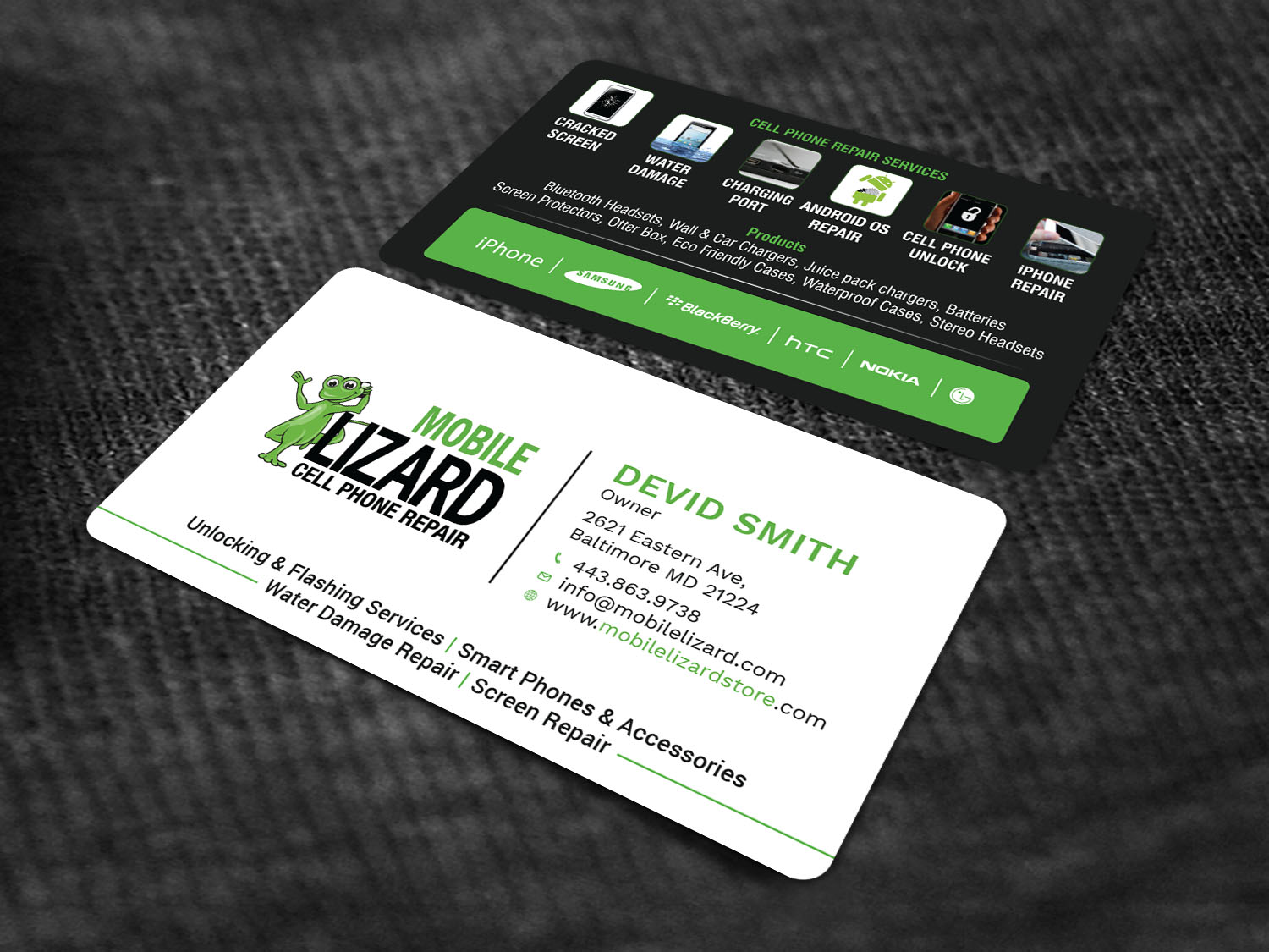 Modern upmarket cell phone business card design for carte blanche business card design by avanger000 for carte blanche communications design 17324097 colourmoves