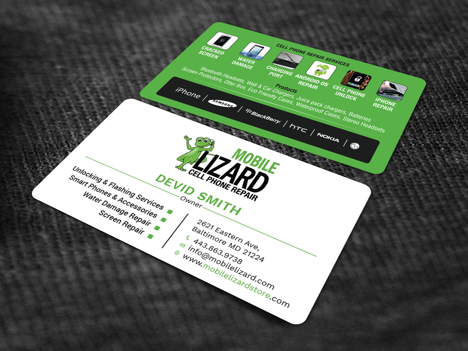 Modern upmarket cell phone business card design for carte blanche business card design by avanger000 for carte blanche communications design 17324115 colourmoves
