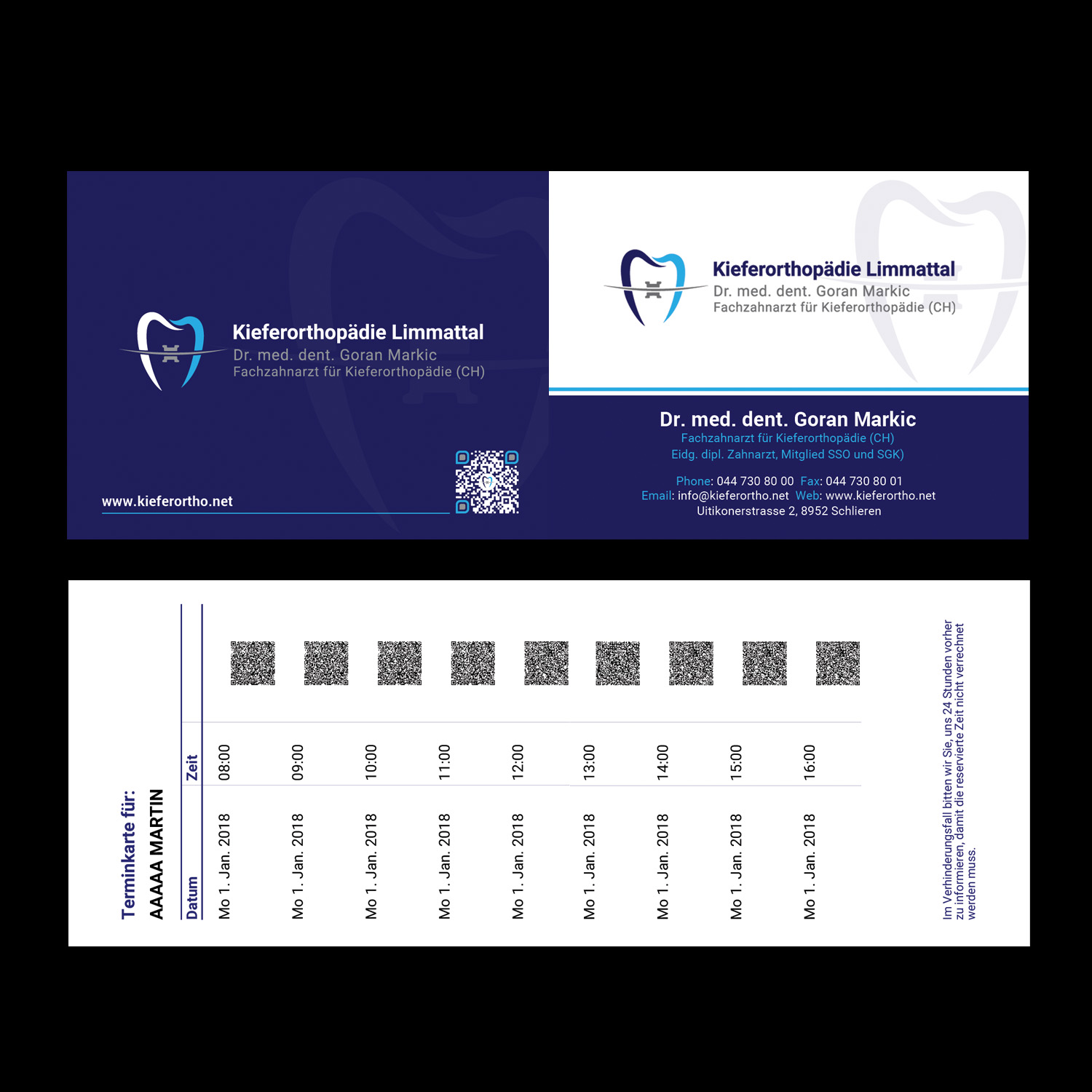 Elegant modern it professional business card design for abimar business card design by sandaruwan for abimar gmbh design 17358493 reheart Image collections