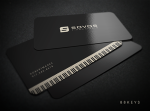 Business Card Design by Robert Marks