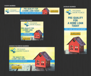 Mortgage Banner Ads 17 Custom Mortgage Banner Ad Designs