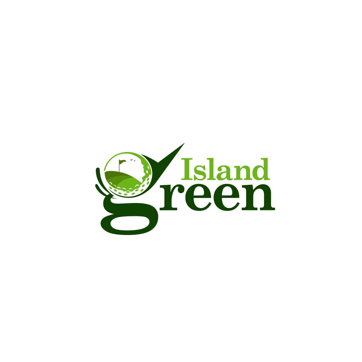 Modern Masculine Golf Course Logo Design For Island Green Golf Club Or Island Green Or Ig By Creative Bugs Design 17334913