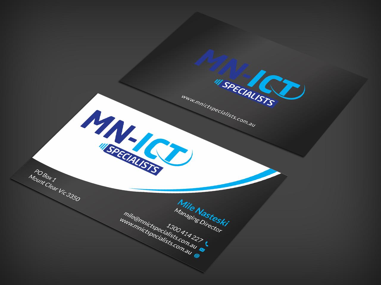 37 Elegant Business Card Designs | Business Business Card Design ...