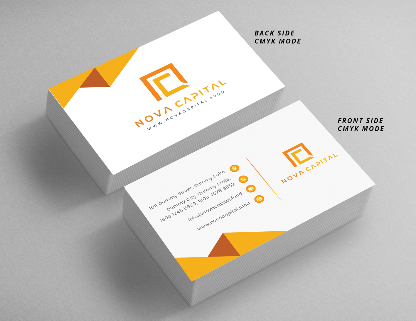 Elegant, Upmarket, Investment Banking Letterhead Design for a ...