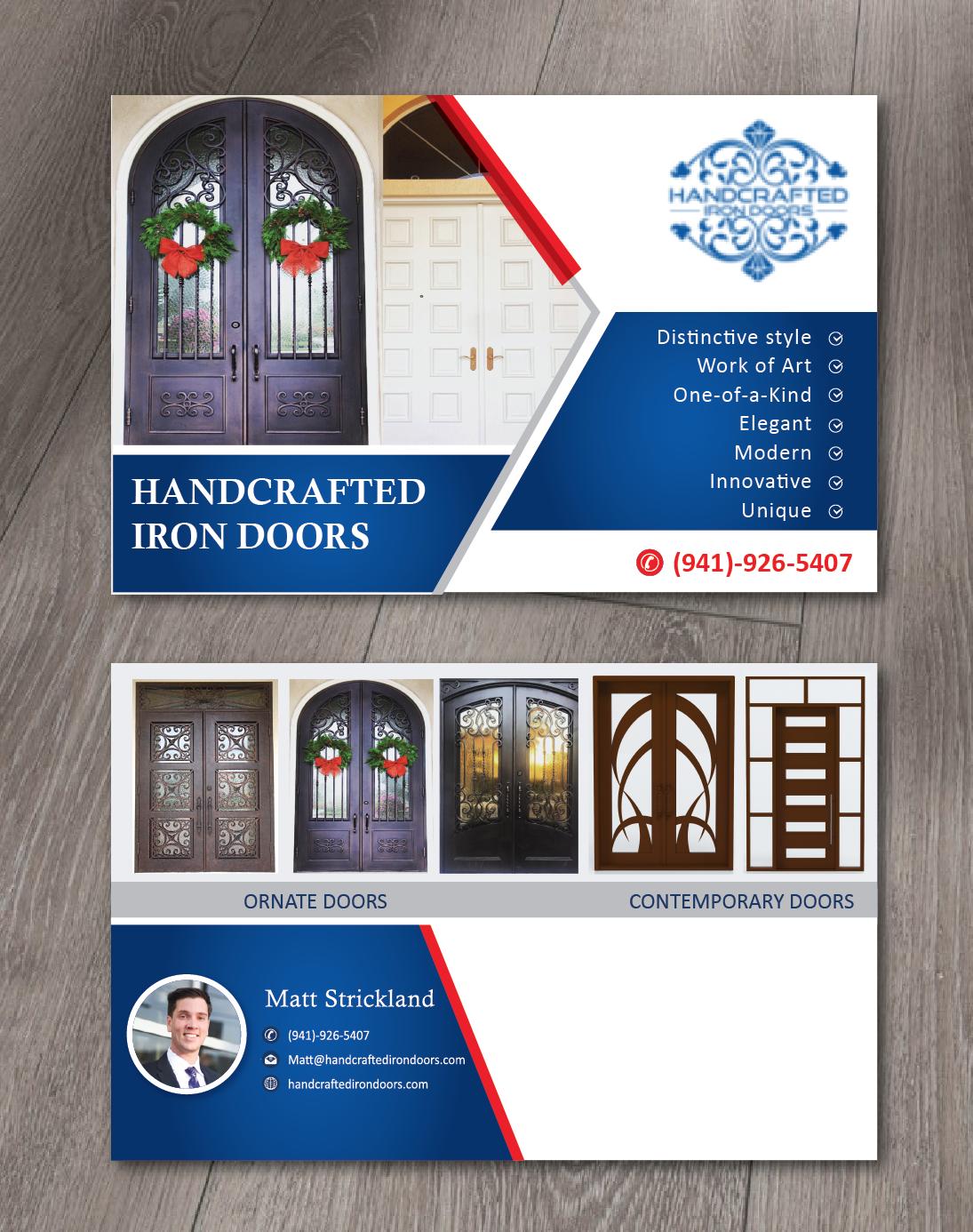 Modern Exklusiv Home Improvement Postkarten Design For A