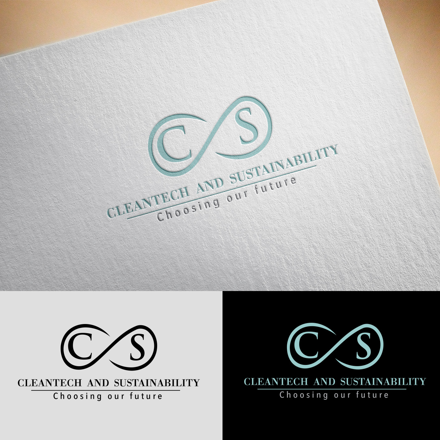 Conservative elegant sustainability logo design for cleantech and conservative elegant sustainability logo design for front to back web coaching pl atf temple family trust ta rej in australia design 17381049 colourmoves