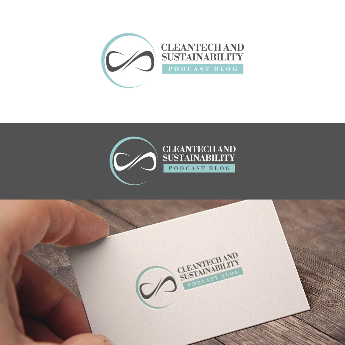 Conservative, Elegant, Sustainability Logo Design for Cleantech and ...