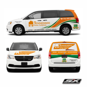 Car Wrap Design - Custom Car Wrap Design Service