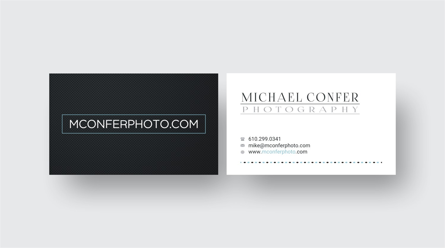 Modern, Professional, Professional Photography Business Card Design ...
