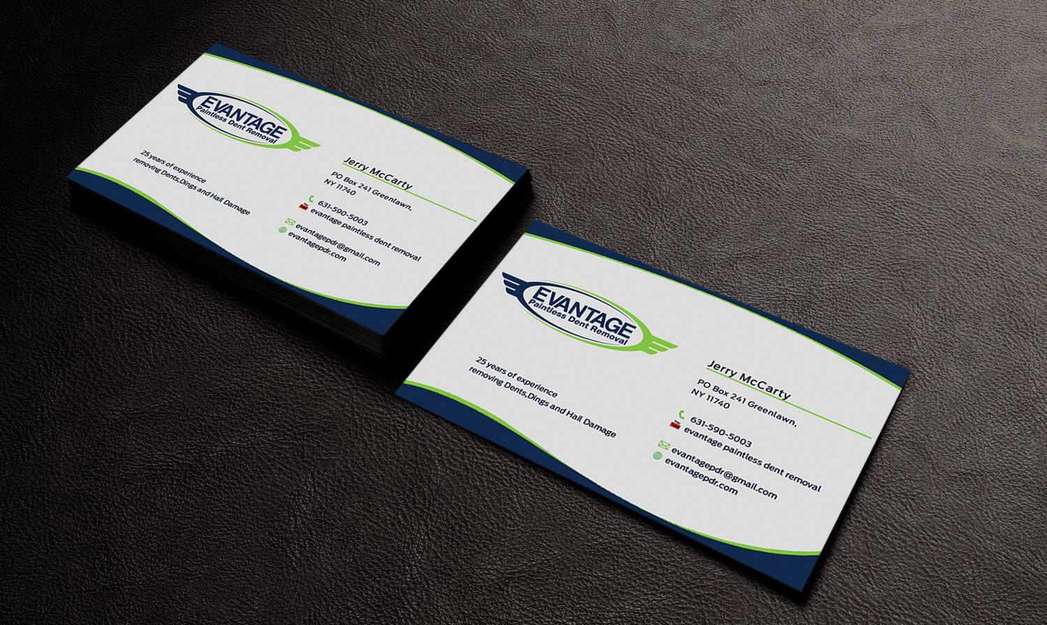 bold modern auto repair business card design for a company in united states design 17416934 - Auto Repair Business Cards