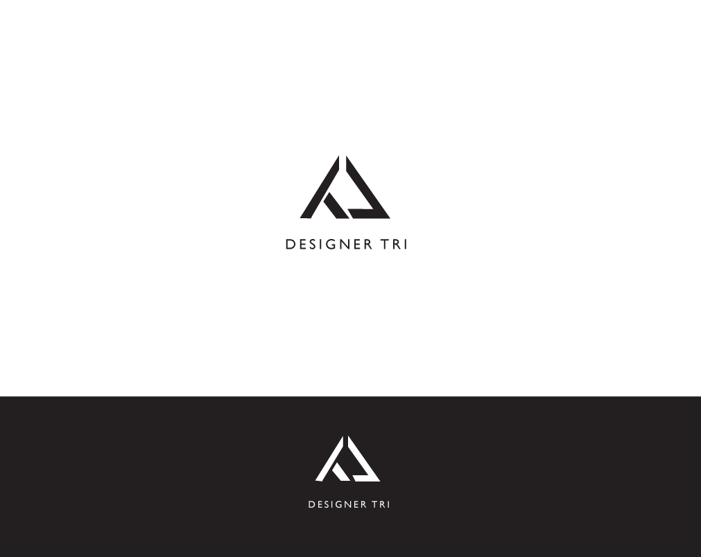 Bold Modern Fitness Logo Design For Designer Tri And Dt By Hd