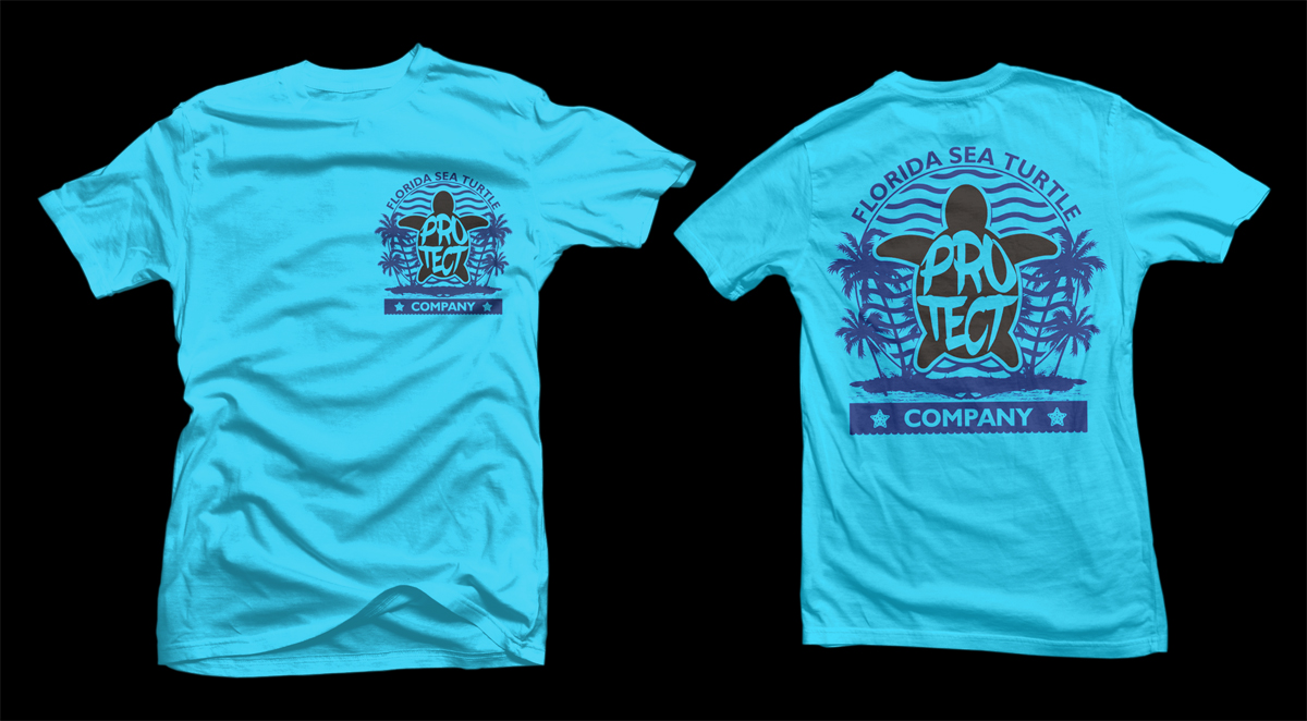 Elegant Serious Apparel Store T Shirt Design For Florida Sea
