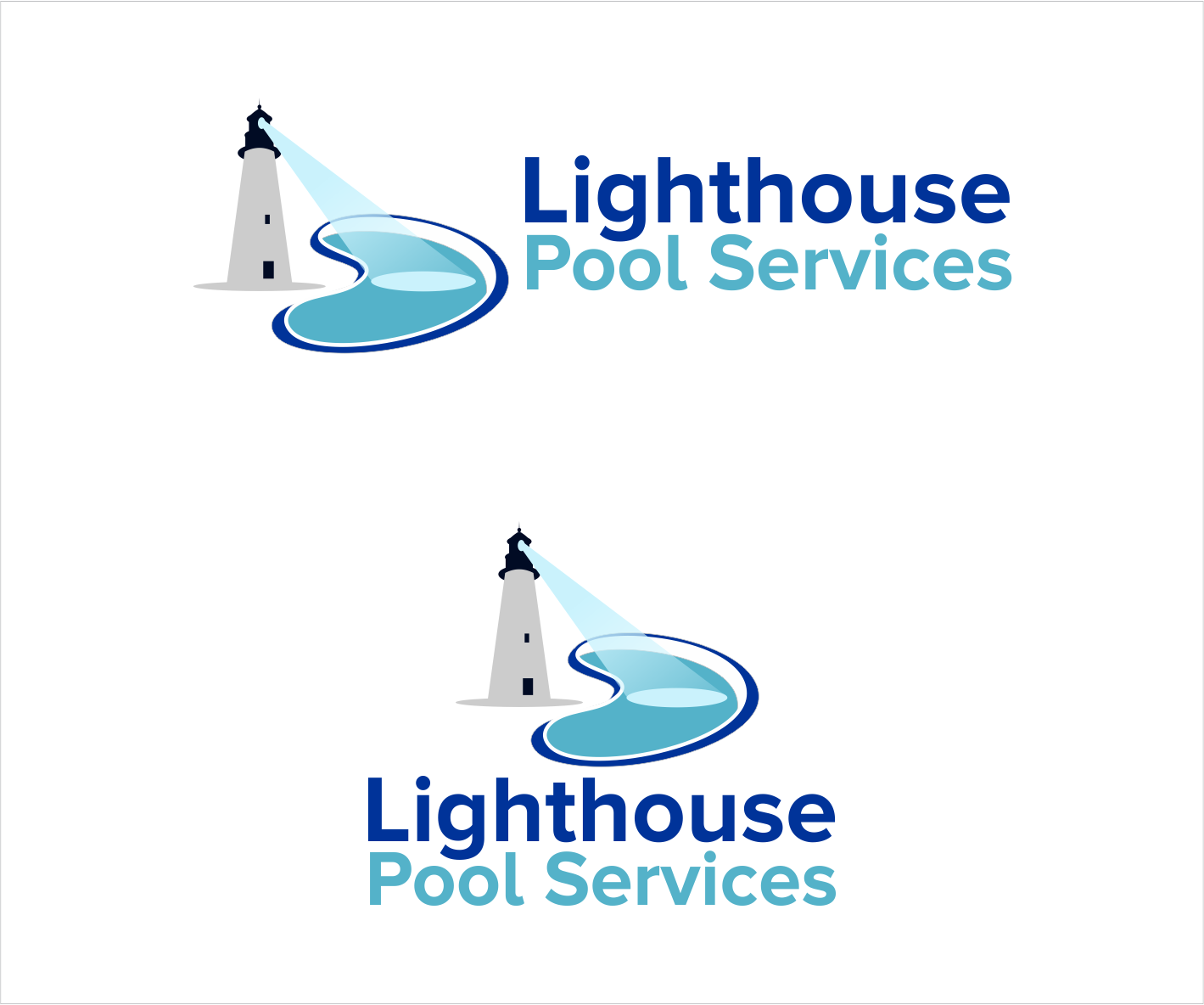 pool service logo. Logo Design By LKstudio For Blue Egg | #17438534 Pool Service