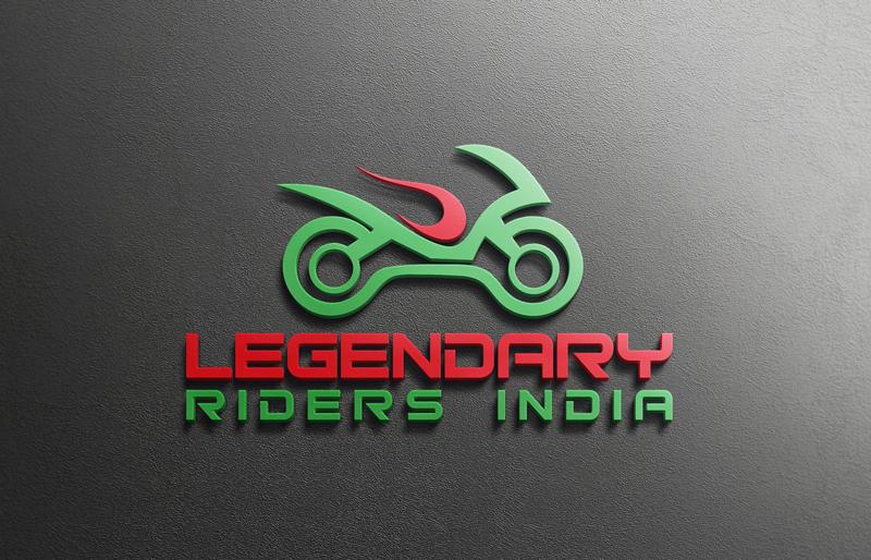 Feminine Upmarket Club Logo Design For Legendary Riders India By