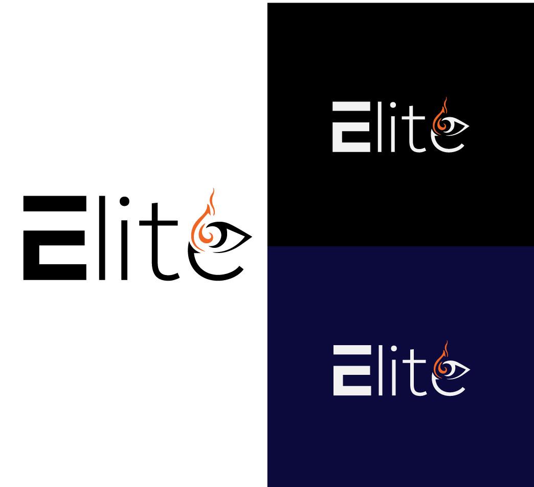 Fitness logo design for elite by zamanit design 17423815 for Elite design