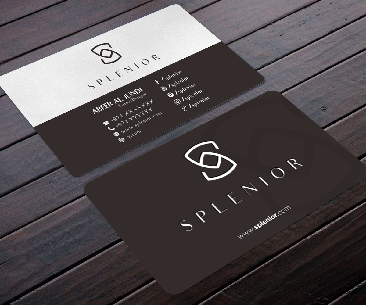 Business Card Design By Designers Hub For This Project