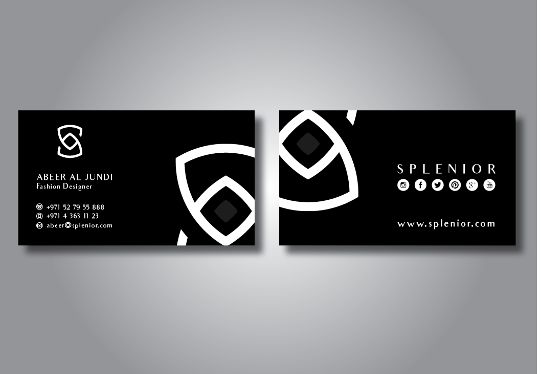 Business Card Design By Xeneration For This Project