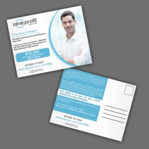 Postcard Design by aspiremedia
