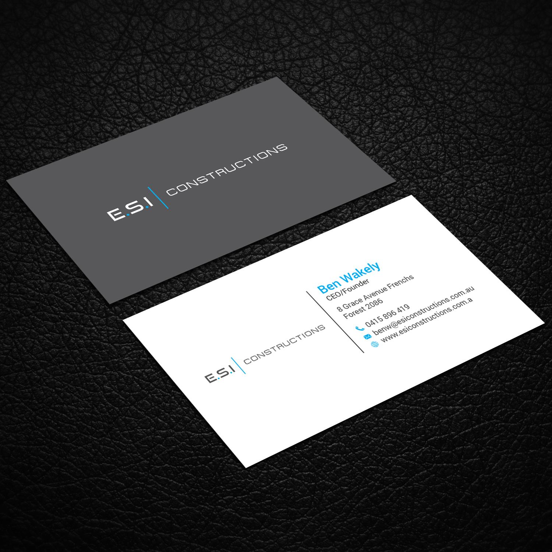 Design De Carte Visite Par Right D Pour Ce Projet