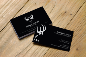 Hunting business card design galleries for inspiration illinois hunting business needing business cards business card design by jk18 colourmoves