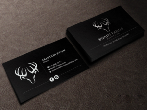 Hunting business card designs 9 hunting business cards to browse hunting business card design by creations box 2015 colourmoves