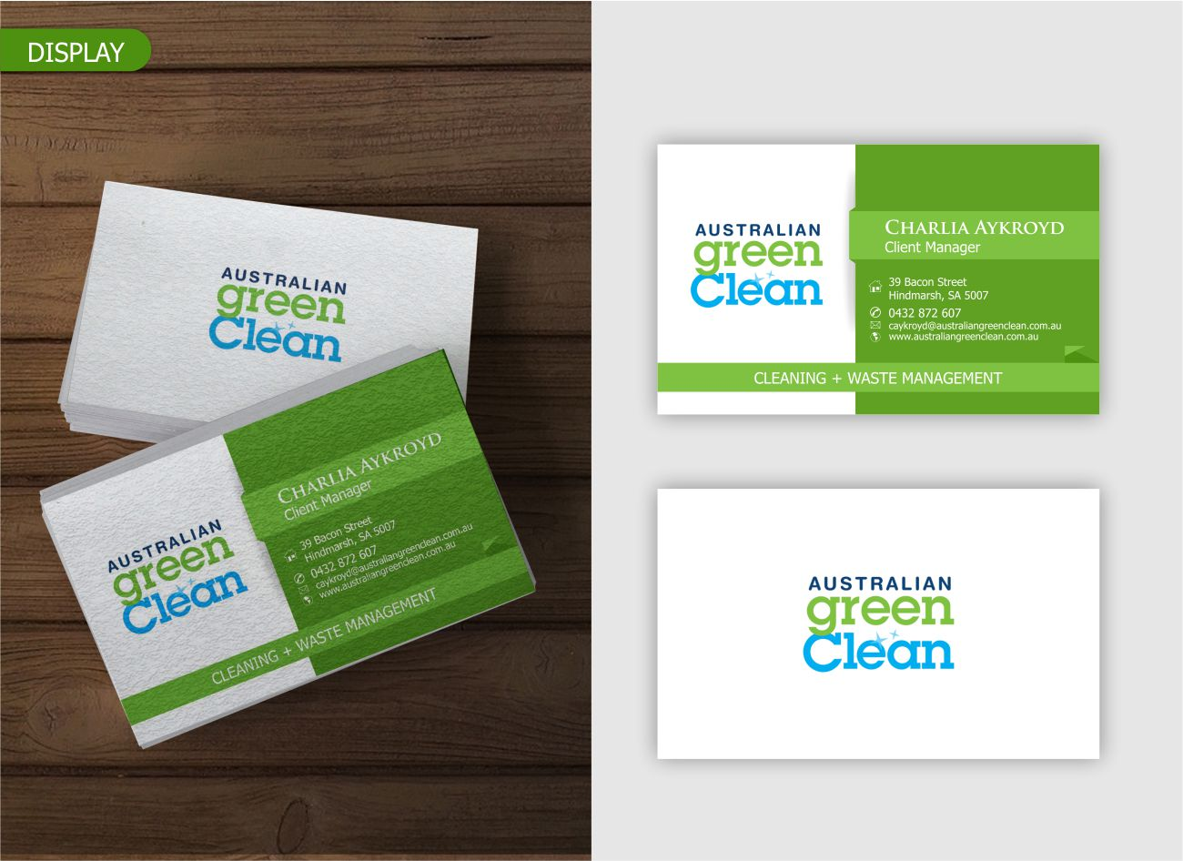 Elegant playful business business card design for a company by business card design by skyeye for this project design 17467369 reheart Images