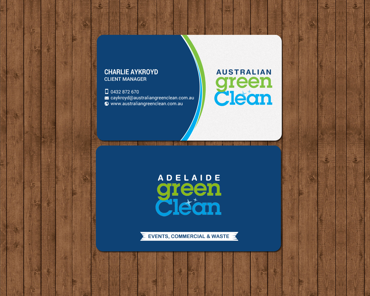 Elegant playful business business card design for a company by business card design by chandrayaaneative for this project design 17622349 reheart Choice Image
