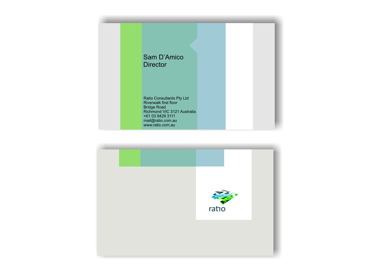 Modern colorful town business card design for a company by business card design by gabriela17 for this project design 2730737 colourmoves