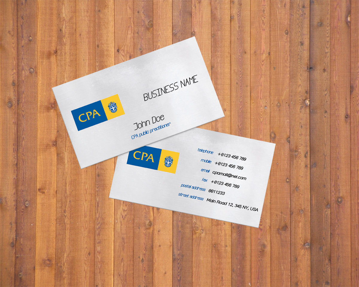 Business Business Card Design for a Company by Raphael | Design #2724385