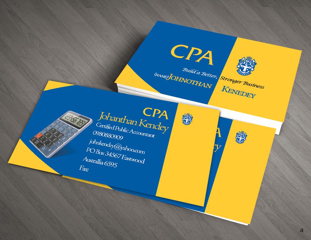 Business Card Design for Peter Ha by Xavi | Design #2725608